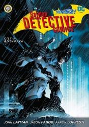 JBC Yayıncılık - Batman Dedektif Hikayeleri (Yeni 52) Cilt 5 Gothopya