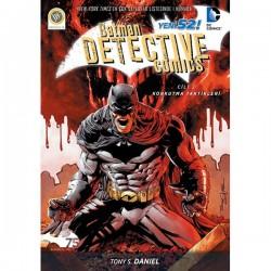 JBC Yayıncılık - Batman Dedektif Hikayeleri (Yeni 52) Cilt 2 Korkutma Taktikleri