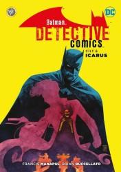 JBC Yayıncılık - Batman Dedektif Hikayeleri (Yeni 52) Cilt 6 İkarus