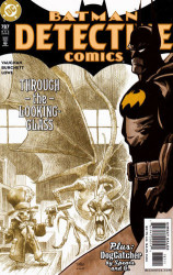 DC - Batman Detective Comics # 787