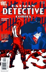 DC - Batman Detective Comics # 815