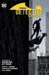 DC - Batman Detective Comics (New 52) Vol 9 Gordon at War TPB