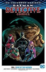 DC - Batman Detective Comics (Rebirth) Vol 1 Rise of the Batmen TPB