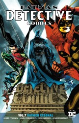 DC - Batman Detective Comics (Rebirth) Vol 7 Batmen Eternal TPB