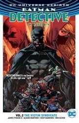 DC - Batman Detective Comics Vol 2 The Victim Syndicate