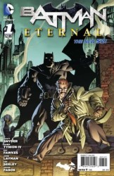 DC - Batman Eternal # 1 1:50 Variant