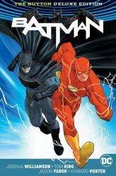 DC - Batman-Flash The Button Deluxe Edition HC