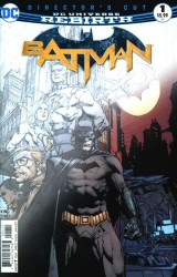 DC - Batman # 1 Director′s Cut