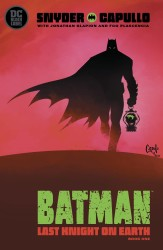DC - Batman Last Knight On Earth # 1