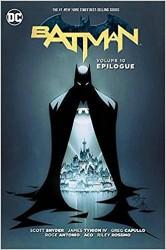 DC - Batman (New 52) Vol 10 Epilogue TPB