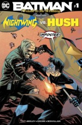 DC - Batman Prelude To The Wedding Nightwing vs Hush