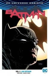 DC - Batman (Rebirth) Vol 1 I Am Gotham TPB