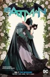 DC - Batman (Rebirth) Vol 7 Wedding TPB