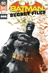 DC - Batman Secret Files # 1 Foil (One-Shot)