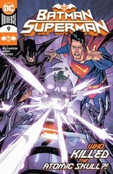 DC - Batman Superman # 9
