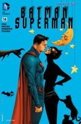 DC - Batman Superman (New 52) # 14
