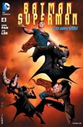 DC - Batman Superman (New 52) # 4