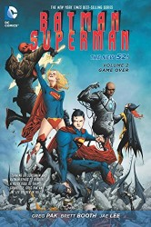 DC - Batman Superman (New 52) Vol 2 Game Over TPB