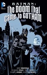 DC - Batman The Doom That Came Gotham TPB