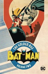 DC - Batman The Golden Age Vol 2 TPB