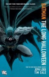 DC - Batman The Long Halloween TPB