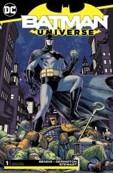 DC - Batman Universe # 1