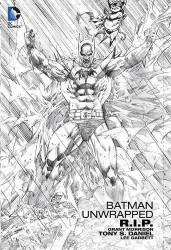 DC - Batman Unwrapped R.I.P. Deluxe Edition HC