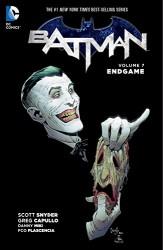 DC - Batman (New 52) Vol 7 Endgame TPB