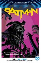 DC - Batman (Rebirth) Vol 2 I am Suicide