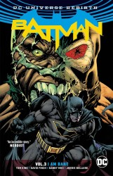 DC - Batman (Rebirth) Vol 3 I Am Bane