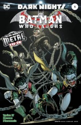DC - Batman Who Laughs # 1 (Metal)