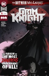 DC - Batman Who Laughs Grim Knight # 1