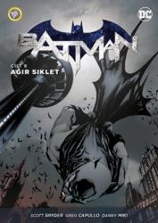 JBC Yayıncılık - Batman (Yeni 52) Cilt 8 Ağır Sıklet
