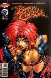 Wildstorm - Battle Chasers # 6 Variant