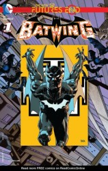 DC - Batwing Futures End # 1