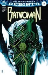 DC - Batwoman # 3 Variant