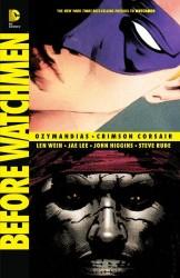 DC - Before Watchmen Ozymandias/Crimson Corsair TPB