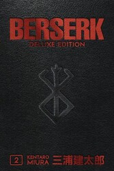 Dark Horse - Berserk Deluxe Edition Vol 2 HC