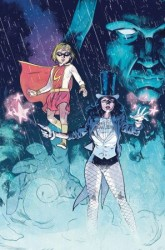 Dark Horse - Black Hammer Justice League # 4 A Walsh Cover