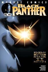 Marvel - Black Panther (1998 2nd Series) # 44