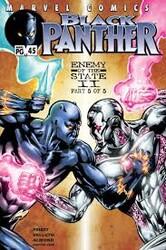 Marvel - Black Panther (1998 2nd Series) # 45