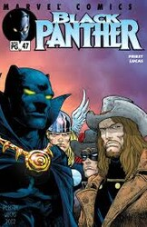 Marvel - Black Panther (1998 2nd Series) # 47