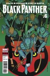 Marvel - Black Panther # 6