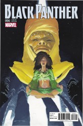 Marvel - Black Panther # 6 Ribic Connecting Variant