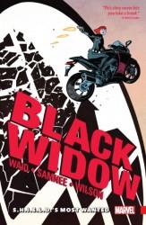 Marvel - Black Widow Vol 1 S.H.I.E.L.D.'s Most Wanted TPB