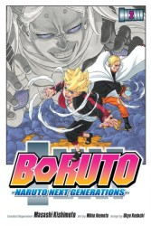 VIZ - Boruto Naruto Next Generations Vol 2 TPB