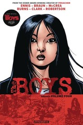Dynamite - Boys Omnibus Vol 4 TPB