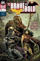 DC - Brave & The Bold Batman & Wonder Woman # 1