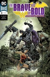 DC - Brave & The Bold Batman & Wonder Woman # 3