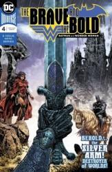 DC - Brave & The Bold Batman & Wonder Woman # 4